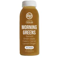 Morning Greens Juice
