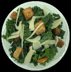 Kale Cesar salad