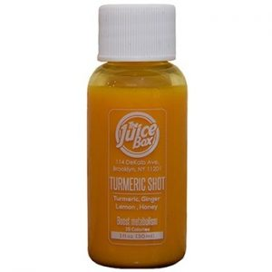 Turmeric Health Shot