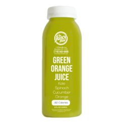 Green Orange Juice