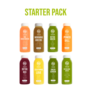 Juice Cleanse Starter Pack