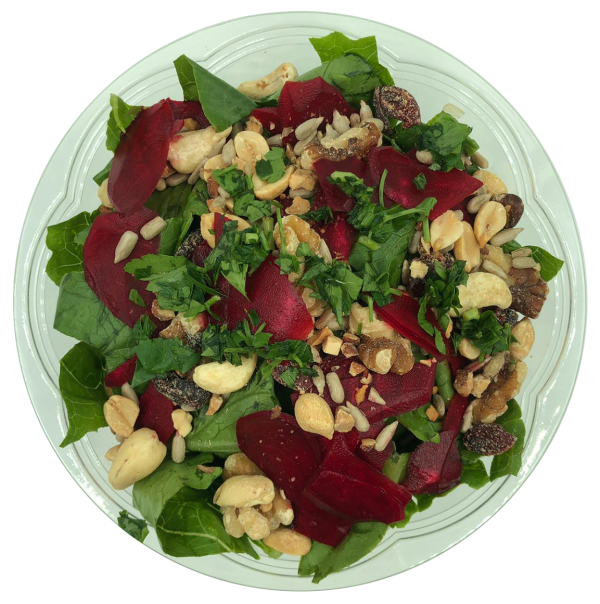 nuts salad